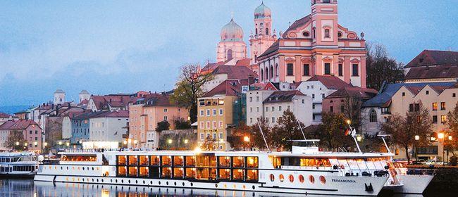 Kurz-Kreufahrt Wien-Budapest-Wien