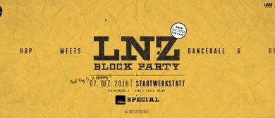 LNZ BLOCK PARTY //hip hop meets dancehall//