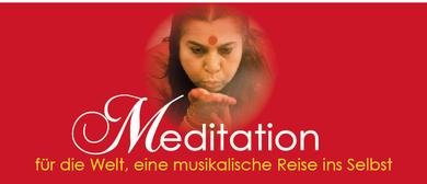 Weihnachtskonzert - Meditation für die Welt