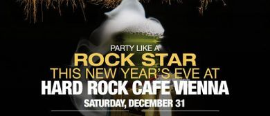 ROCKIGES SILVESTER DINNER & PARTY im Hard Rock Cafe