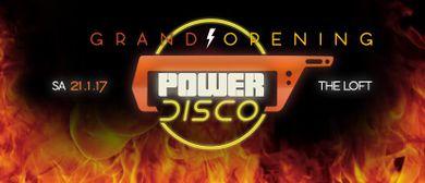POWER DISCO ϟ Grand Opening!