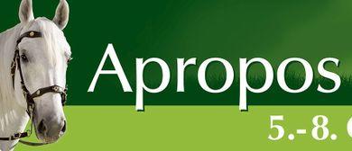 APROPOS PFERD 05. – 08. Oktober 2017