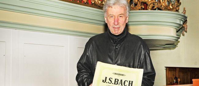"""Konzert """"BACHS WEGE VII""""  Prof. Bruno Oberhammer"""