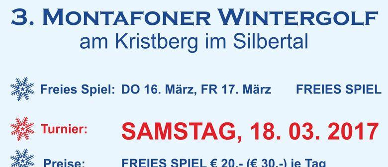 Montafoner Wintergolf