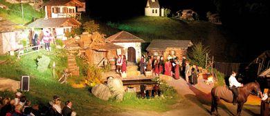 Montafoner Sagenfestspiele Silbertal