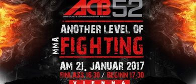 ACB 52' - Another Level of MMA Fighting
