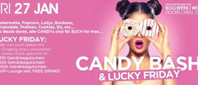 Candy Bash & Lucky Friday