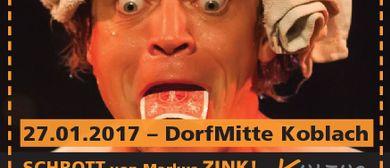 SCHROTT von Markus ZINK! Verrücktes Zauberprogramm