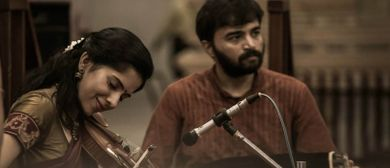 Madras Music Session: Violin & Mridangam