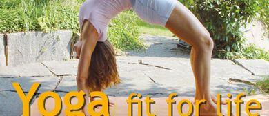 Yoga Anfängerkurs YOGA akademie Siegrun Sonnweber