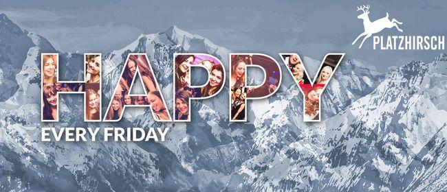 Happy - Die Freitagsfeierei