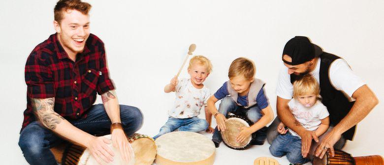 Good Vibes Daddy / Vater-Kind-Trommelworkshop