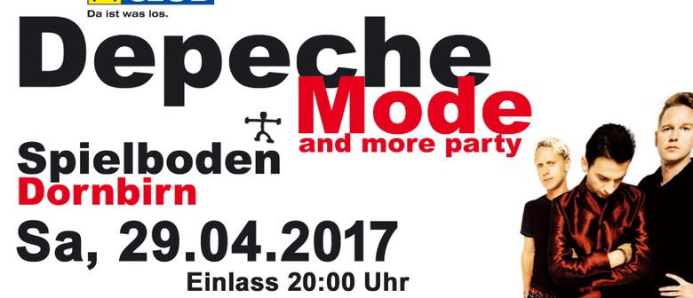 31 Depeche Mode & more Party