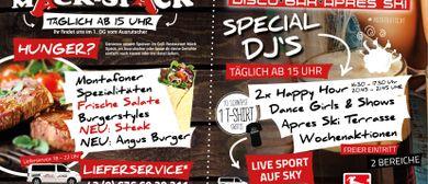 INTERNATIONAL DJ IAN WAK TÄGLICH IM FEBRUAR