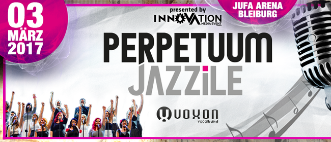 Perpetuum Jazzile & Voxon - Acapella Konzert