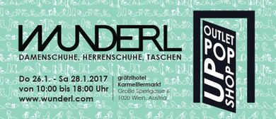 WUNDERL Pop-Up Store