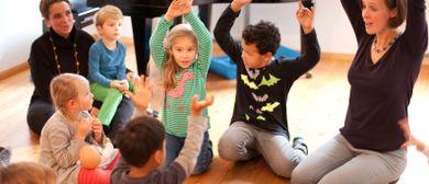 spielraum - Musikerlebnis für 3-6 Jährige