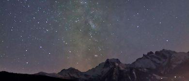 Sternennacht der Vorarlberger Amateur Astronomen