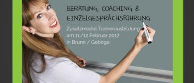 Beratung, Coaching und Einzelgesprächsführung