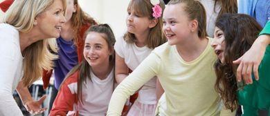 Rhythmik, Theater, Tanz & Mal-Workshop für Kinder 6-10 J.