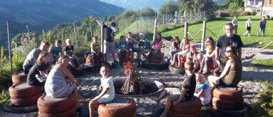 Weitenmoos – Alpengaudi–Actioncamp