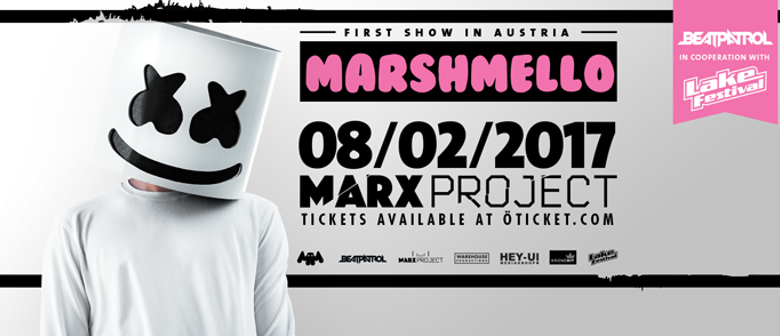 Marshmello presented by Beatpatrol Festival & Lake Festival
