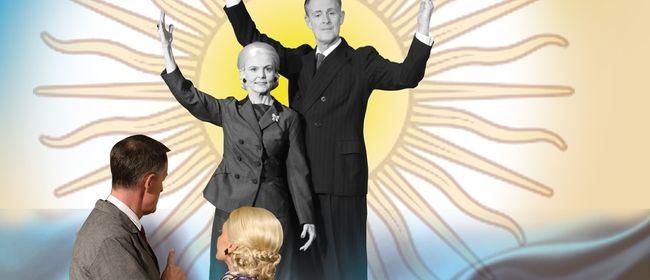 Eva und Juan Perón - eine Romanze der Macht