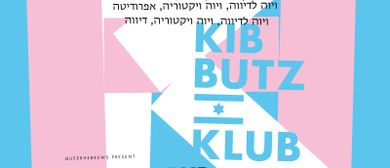 KIBBUTZ KLUB meets Homoriental #2