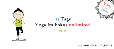 Yoga UNLIMITED im Fokus
