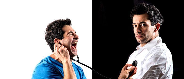 """Omar Sarsam - """"Diagnose: Arzt"""""""