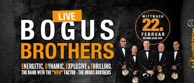 Bogus Brothers (GB) live