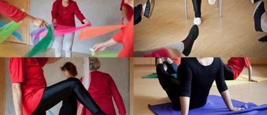 Gesund mit Bewegung für Seniorinnen