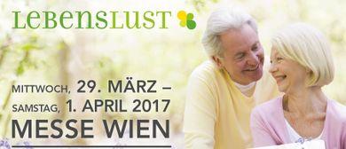 LEBENSLUST – Die Frühlingsmesse für Senior/innen