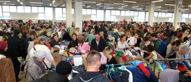 Baby-Kinder-Flohmarkt So,17.Dez.2017 Wien-Modecenter