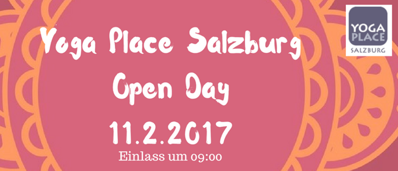Yoga Place Open Day 11.2.2017: CANCELLED