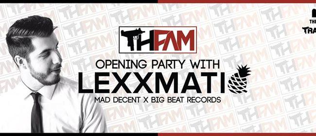 TrapHood Family pres. Lexxmatiq (Mad Decent, Big Beat Record