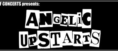 Angelic Upstarts (uk) live in Vienna - 40 Years Exclusive Sh