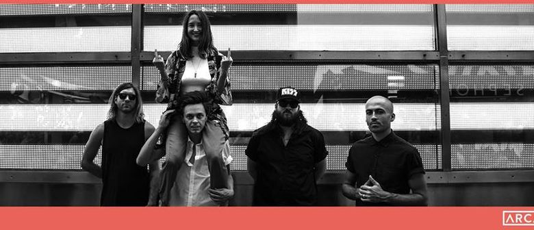 JULY TALK (CAN) • Wien
