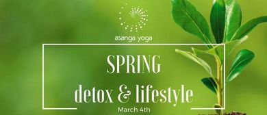 WORKSHOP : Spring Detox & Lifestyle, Ayurveda