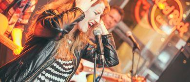 LIVE MUSIC SUNDAY im Hard Rock Cafe Vienna - Eintritt frei