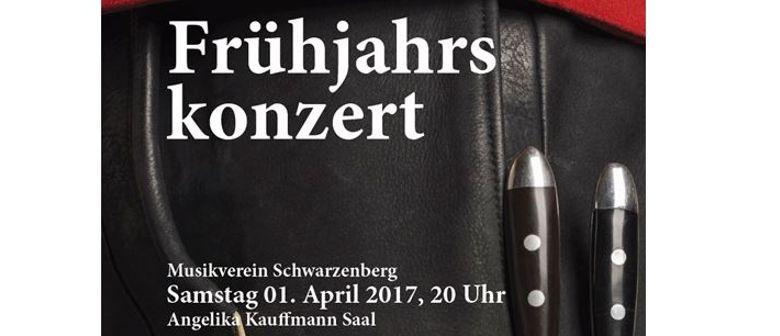 Frühjahrskonzert des Musikvereins Schwarzenberg
