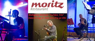 """Sommernachtsjazz mit Wolfgang Verocai´s """"Tschäss Trio"""""""