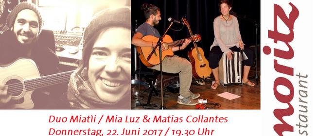 Sommernachtsjazz mit Duo Miatìi