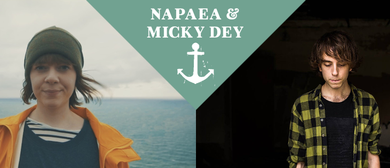 Napaea & Micky Dey im Cafe Carina (Wien)