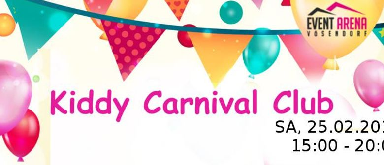 EAVO presents Kiddy Carnival Club 2017