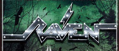 RAVEN (UK), HIRAX (US)