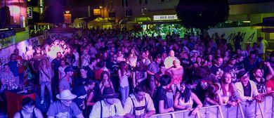 KOMMA KULTUR BÜHNE beim Stadtfest Wörgl