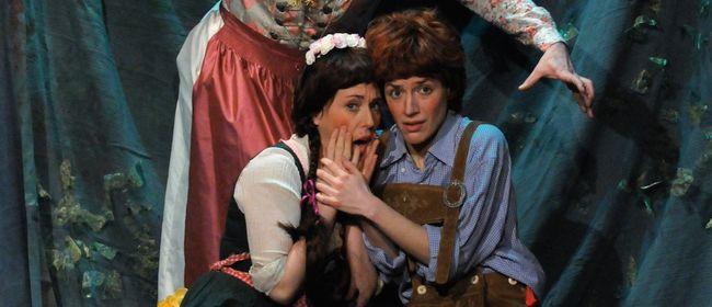 Hänsel und Gretel - Premiere im Theater L.E.O.