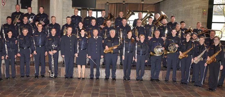 Frühjahrskonzert der Polizeimusik Vorarlberg