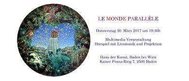 Le Monde Parallèle von Philipp Heckmann
